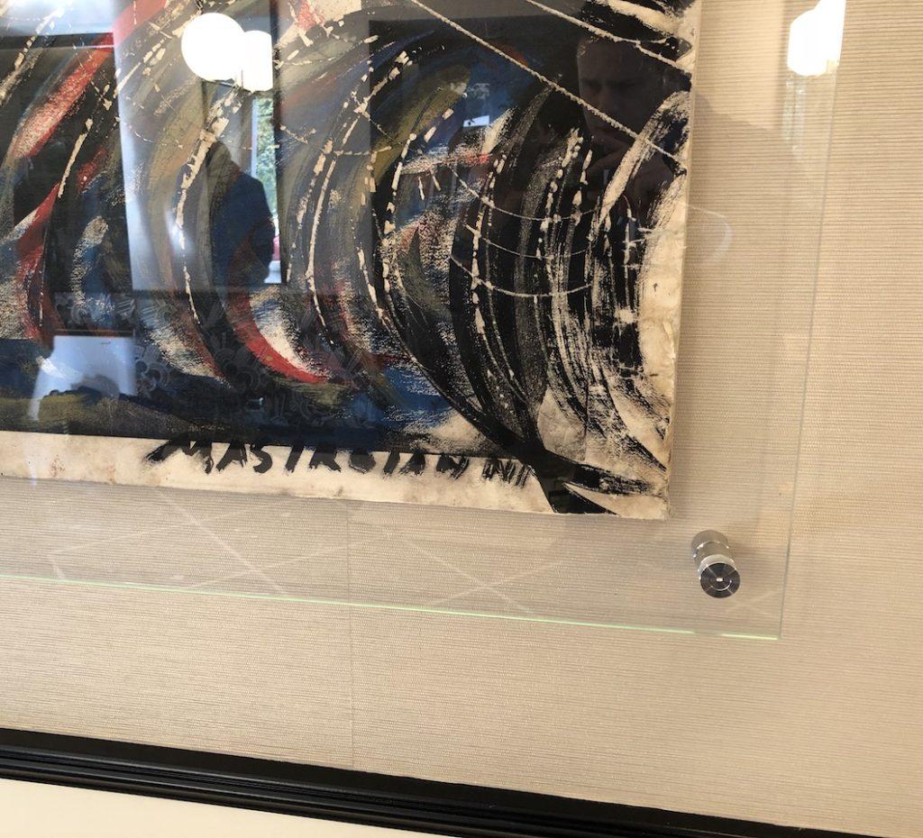 foratura vetro roma